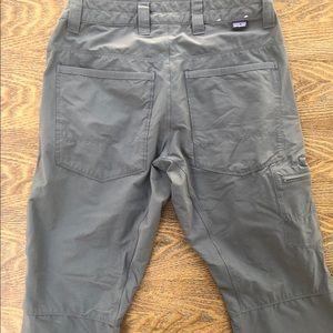Patagonia Pants - Patagonia Quandary Pant Forge Grey Sz 28 mens